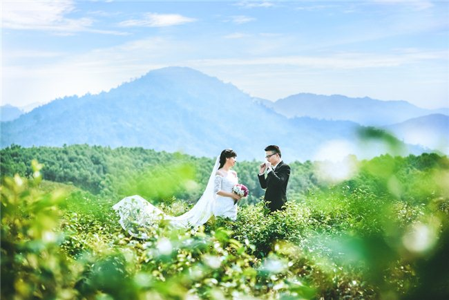Tú huỳnh wedding