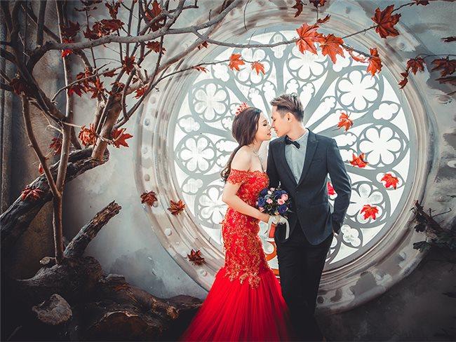 Trọn gói Album cưới chụp cùng lúc tại 02 Phim trường Hot nhất TP HCM + SET ĐỒ NGÀY CƯỚI Chỉ với 6.500.000 VNĐ (Giá ngày thường là 16.500.000 VNĐ)
