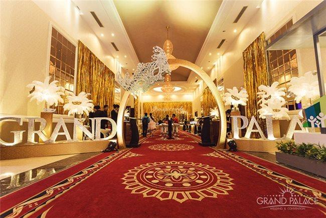 Những nhà hàng tiệc cưới uy tín, sang trọng tại Thành phố Hồ Chí Minh..