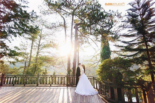 Kinh nghiệm tạo dáng khi chụp ảnh cưới đẹp cho cô dâu chú rể
