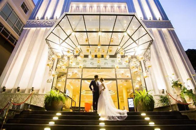 Những nhà hàng tiệc cưới ở Quận 1 Thành phố Hồ Chí Minh
