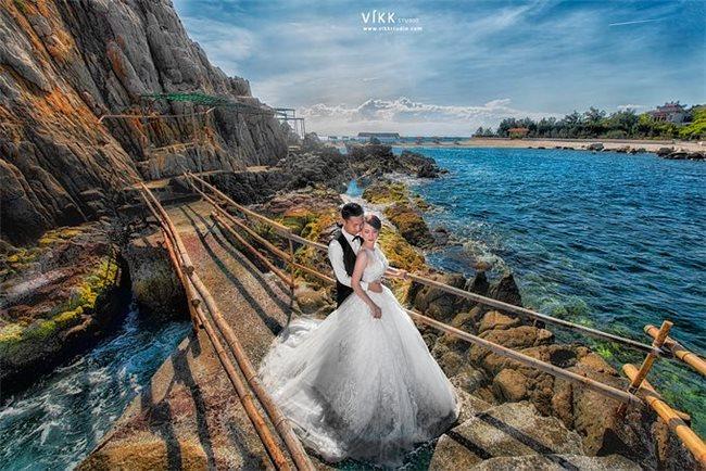 Những studio chụp hình cưới đẹp nổi tiếng tại Nha Trang – P1