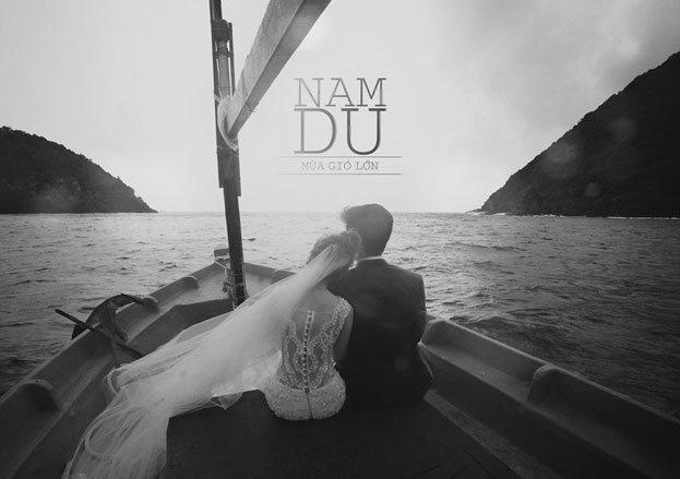 Những địa điểm chụp hình cưới đẹp tại Đảo Nam Du – P2