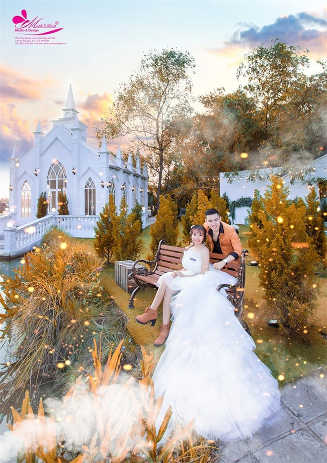 Ảnh viện áo cưới Mailisa