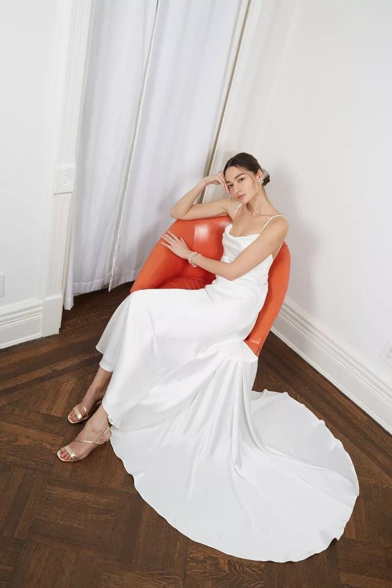 Xu Hướng Váy Cưới Nổi Bật 2021 Đang Hé Mở