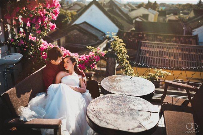 Chụp ảnh cưới đẹp Đà Nẵng by LaMoon Studio