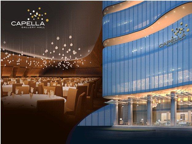 Cơ hội hưởng tuần trăng mật lãng mạn tại thiên đường Maldives nhân dịp khai trương Trung tâm tiệc cưới Capella Gallery Hall