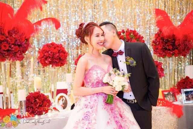 Những mẫu trang trí tiệc cưới độc đáo của Đám Cưới Phong Cách Wedding Planner