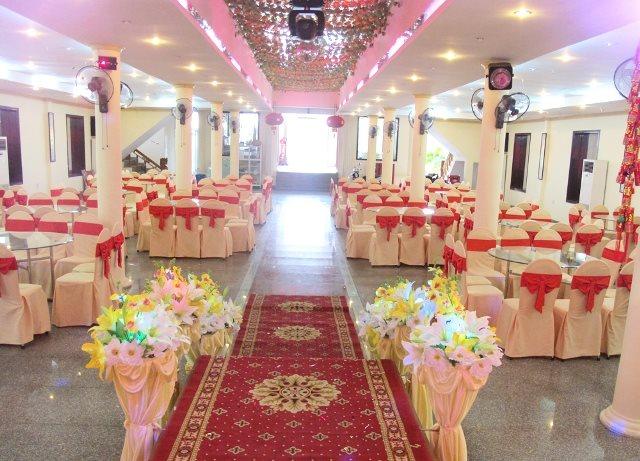 Những nhà hàng tiệc cưới tại Huế - P3