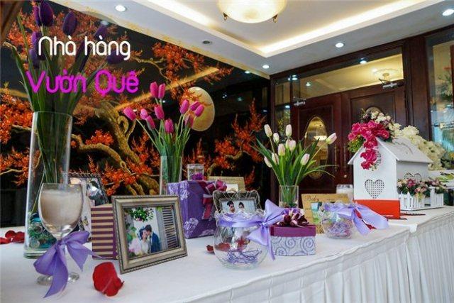 Những nhà hàng tiệc cưới ở Quận Bình Thạnh Thành phố Hồ Chí Minh