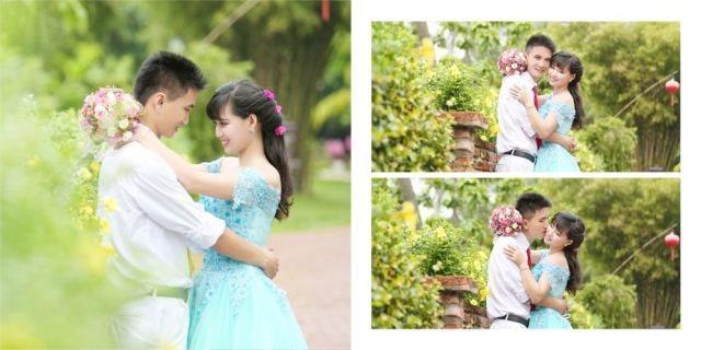 Những địa điểm chụp ảnh cưới đẹp tại Vĩnh Long