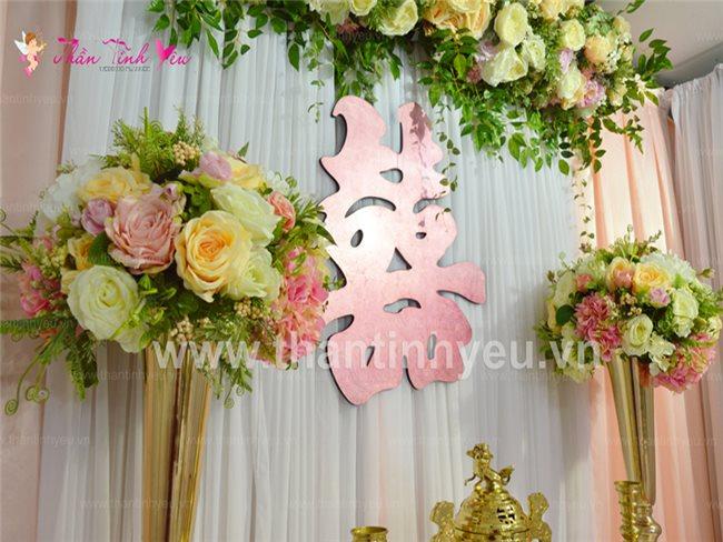 Dịch vụ đám cưới Thần Tình Yêu