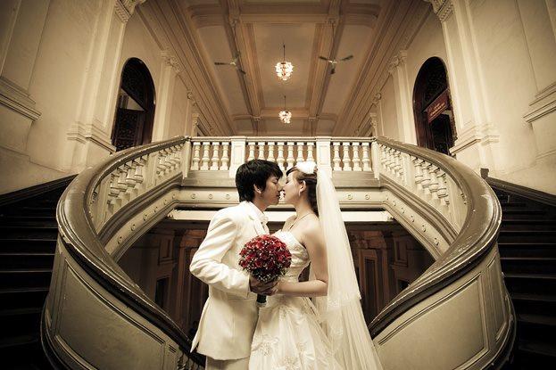 Các địa điểm chụp ảnh cưới siêu đẹp ba miền Nam Trung Bắc Việt Nam