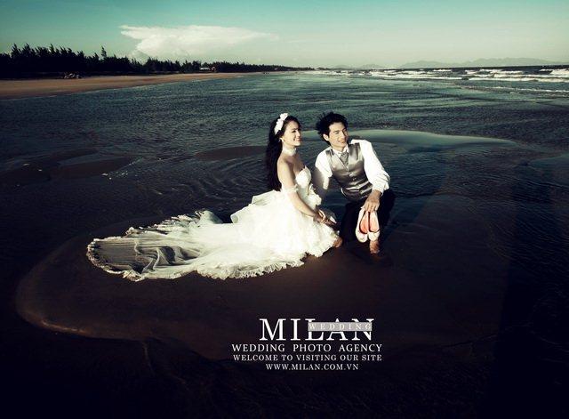 Áo cưới Milan