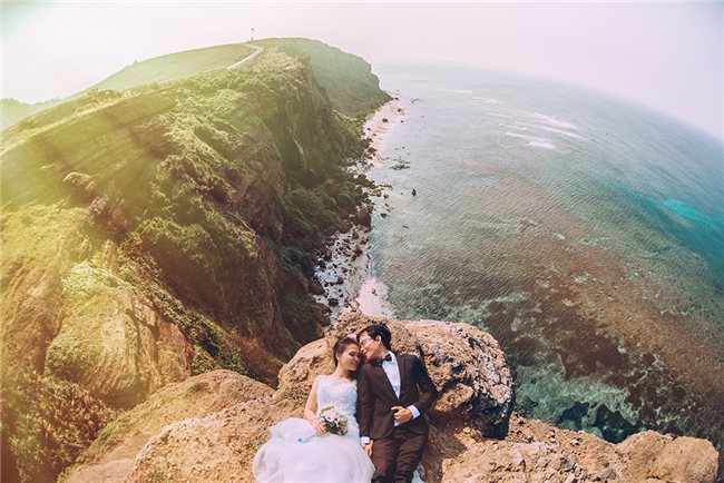 LÝ SƠN – Địa điểm chụp ảnh cưới tuyệt vời
