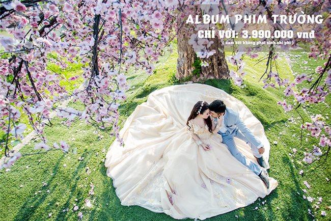 Aloha Studio - Chụp hình cưới đẹp giá rẻ