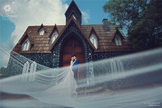 Áo cưới Thảo Phát