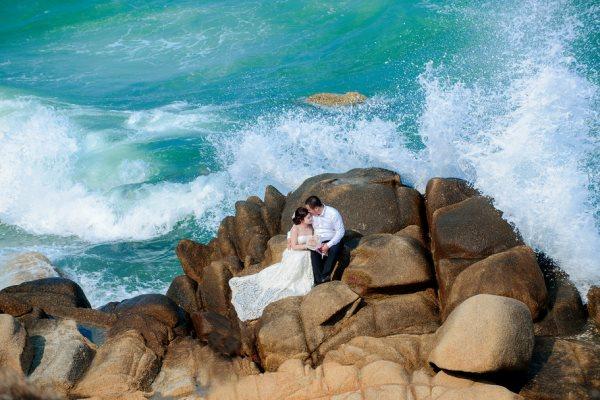 Những địa điểm chụp hình cưới đẹp tại Phú Quốc – P2