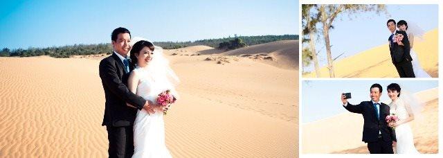 Những địa điểm chụp hình cưới đẹp từ Bắc – Trung – Nam của Tổ Quốc Việt Nam – P6