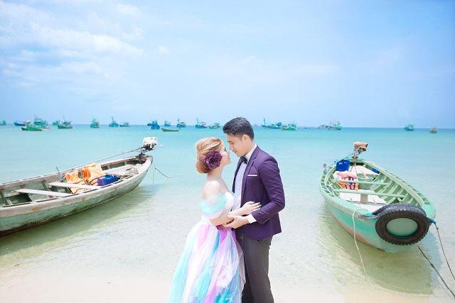 Những địa điểm chụp hình cưới đẹp tại Phú Quốc – P4