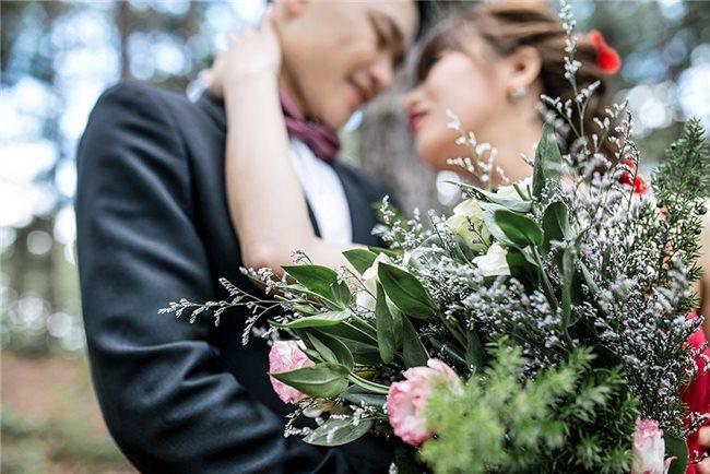Những studio chụp hình cưới đẹp tại Đà Lạt – P1