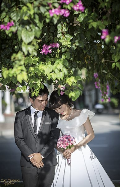 Áo cưới Cát Tường