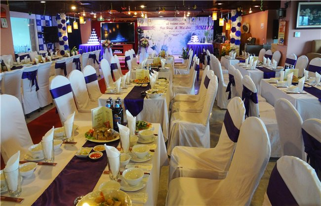 Nhà hàng tiệc cưới City View Riverside