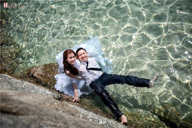 Chụp hình cưới đẹp giá rẻ tại TP HCM