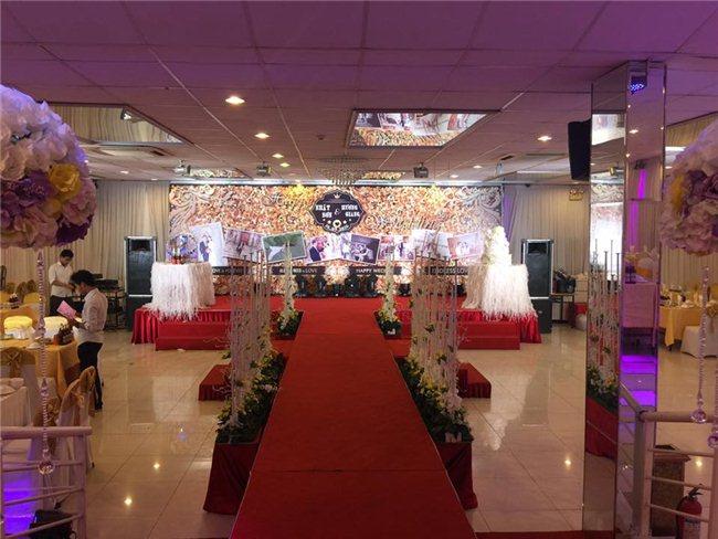 Trung tâm hội nghị- tiệc cưới Venus