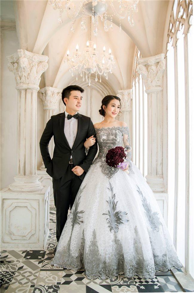 Những phim trường chụp ảnh cưới tại quận 7 Thành Phố Hồ Chí Minh