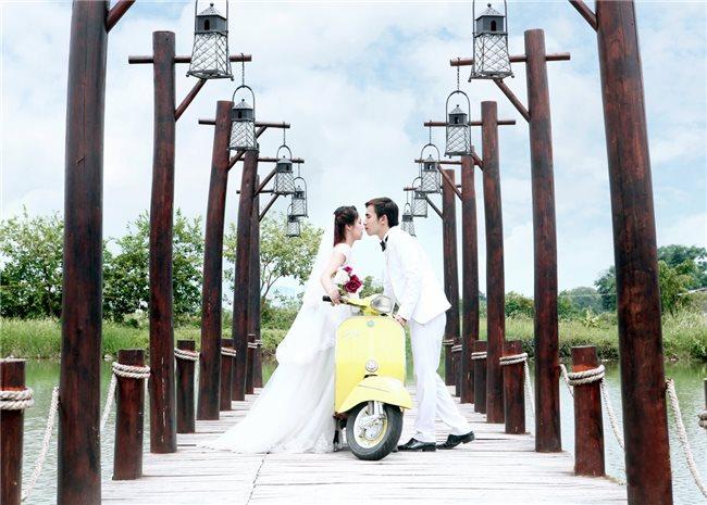 Những phim trường chụp ảnh cưới tại Hà Nội – P5