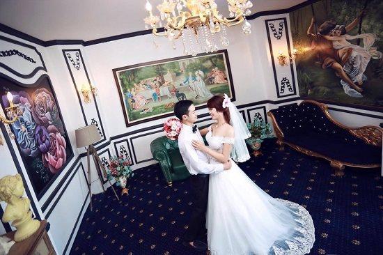 Những phim trường chụp ảnh cưới tại Hà Nội – P1