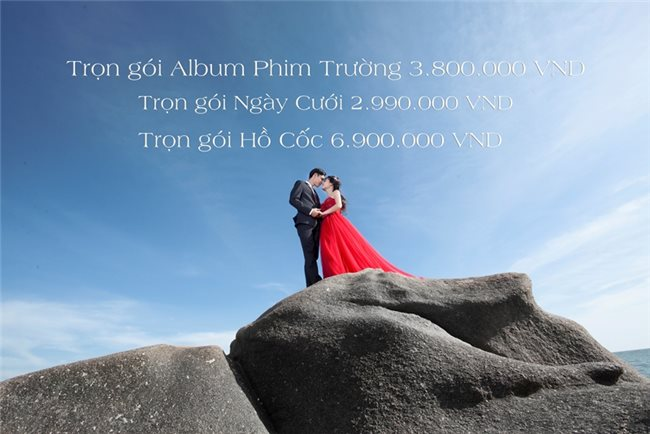 Rabbit Studio - Chụp ảnh cưới giá rẻ TPHCM