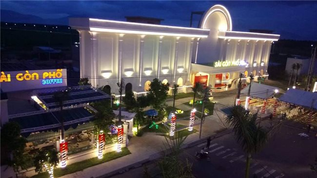 Những nhà hàng tiệc cưới ở huyện Củ Chi Thành hố Hồ Chí Minh