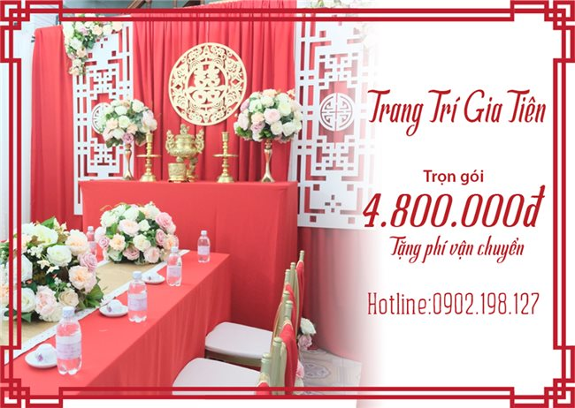 Hoa cưới ICONIC DECOR & EVENT