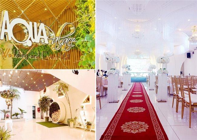Nhà hàng tiệc cưới Aqua Palace