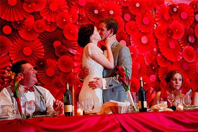 10 Xu hướng chọn màu tiệc cưới làm điên đảo khách mới ..