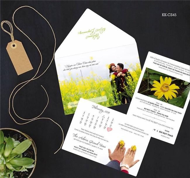 Kinh nghiệm in thiệp cưới cao cấp tại Thành phố Hồ Chí Minh