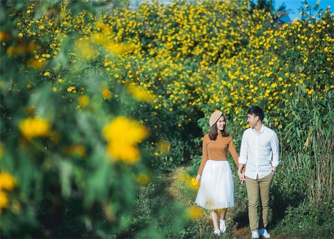 Trải nghiệm tuần trăng mật ngọt ngào lãng mạn tại Đà Lạt..