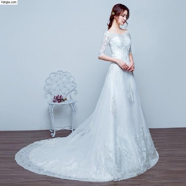 7 Phong cách váy cưới theo cá tính cô dâu..