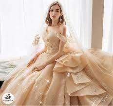 Kinh nghiệm cưới : 5 lưu ý khi chọn áo dài cô dâu