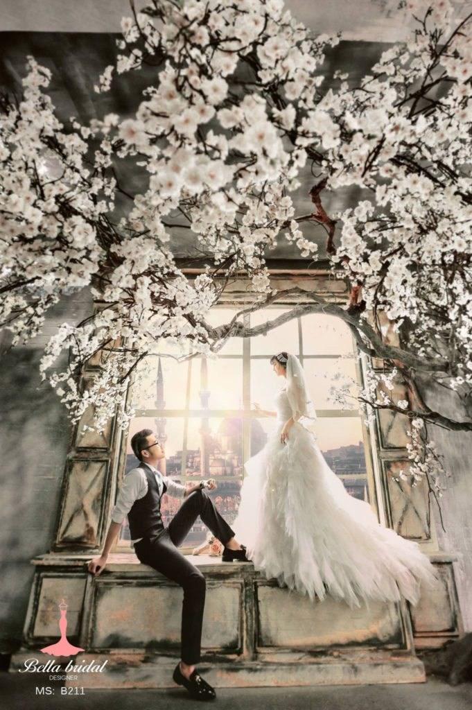 Top 5 phim trường chụp ảnh cưới siêu lung linh ngay TP.HCM..