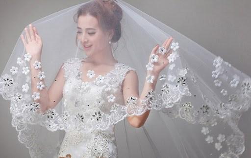 5 ý tưởng trang điểm cô dâu tuyệt đẹp từ thiên nhiên