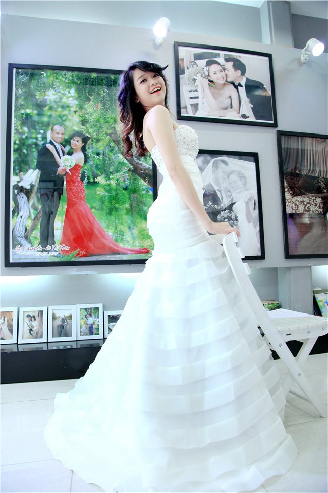 Áo cưới Cheri