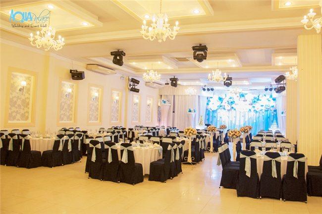 Các nhà hàng tiệc cưới uy tín giá rẻ ở TP HCM