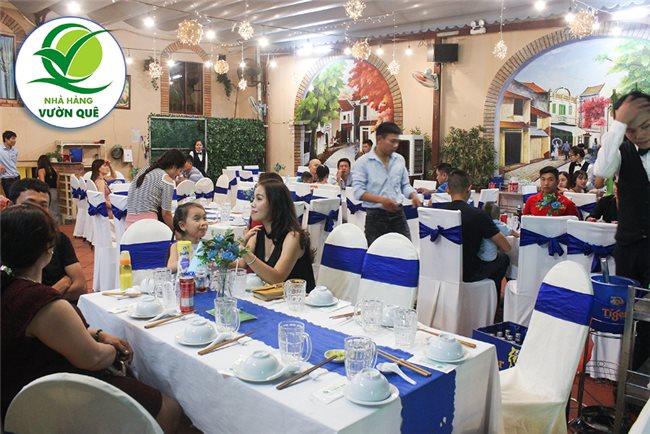 Những nhà hàng đặt tiệc tất niên ở Thành phố Hồ Chí Minh