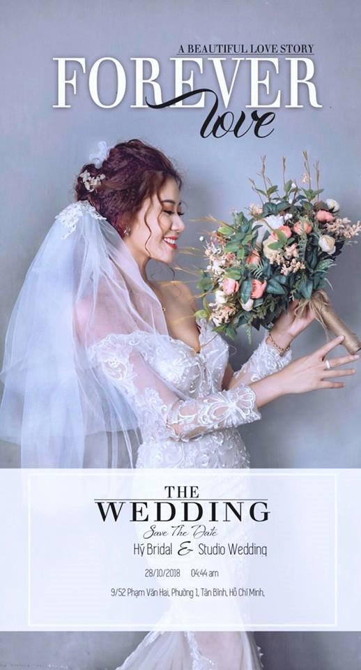Chụp ảnh cưới Hý - Bridal Studio Chụp Hình Cưới Đẹp Giá Rẻ TP.HCM