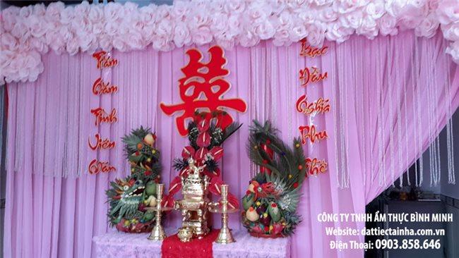 Những dịch vụ trang trí tiệc cưới uy tín tại TP HCM