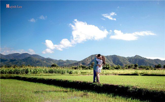 Chụp hình cưới đẹp tại Ninh Thuận