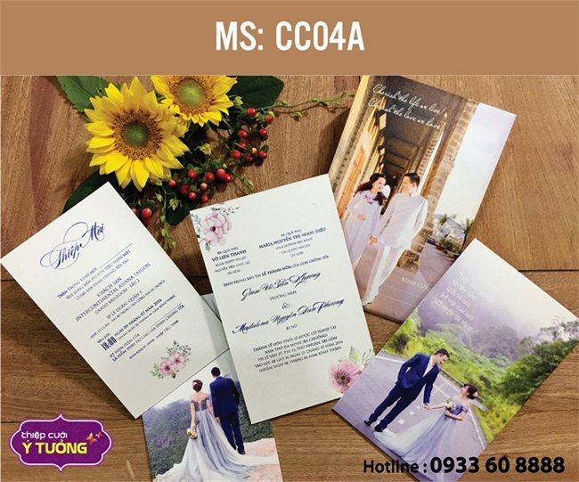 Kinh nghiệm đặt thiệp cưới cao cấp cho uyên ương